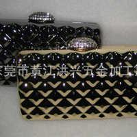 供应复古手袋铰铁质高档手袋铰专业设计手袋铰