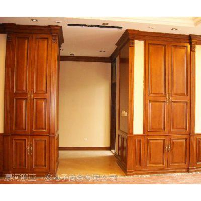 厂家直销实木护墙板定制诚招各地经销商加盟