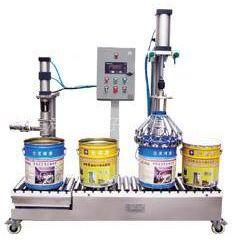 供应供应YCS01-50-B型称重式半自动液体灌装机