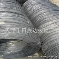 厂家直销优质冷拉黑铁丝碳钢丝批发支持定做