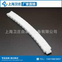 60P链条短节距滚子输送链节距19.05直线输送链条白色工业链条