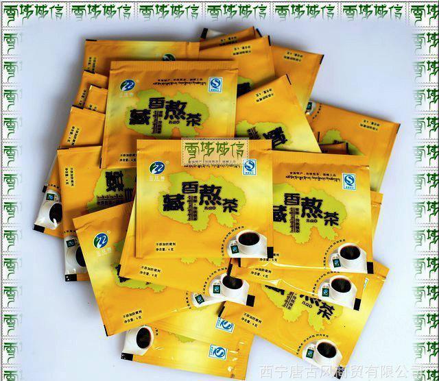 青海茶品-健胃消食消脂三江雪藏熬茶(茯茶)
