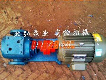 保温齿轮泵,沥青保温泵,保温沥青泵