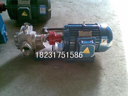 RCB55不锈钢保温泵