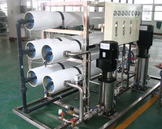 水处理设备、双级反渗透设备水处理设备_反渗透反设备_混床设备_软化水设备_济南格林特环保设备有限公司