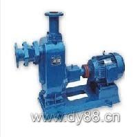 上海港著泵业龙8国际|娱乐场供应ZW型自吸式无堵塞排污泵