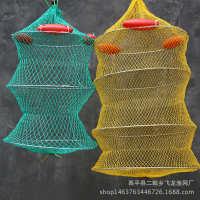 批发浮球海钓鱼护胶丝线渔网普通浮球护网垂钓渔具厂带浮球鱼护