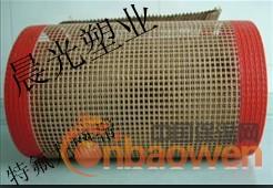供应泰州铁氟龙网带特氟龙网带微波烘干用网带