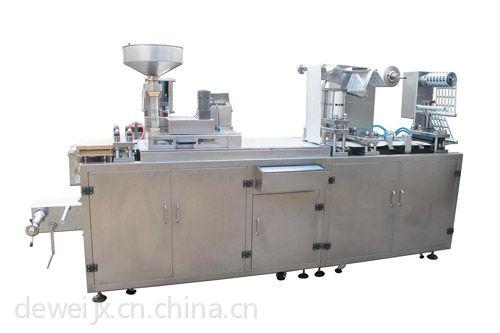 供应自动铝塑包装机,铝塑泡罩包装机,浙江铝塑包装机,德威包装机械