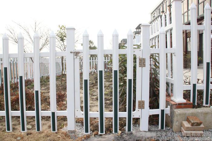 幼儿园学校围栏高档小区别墅围墙护栏工厂防护栏市政