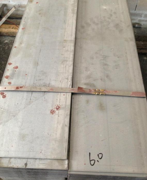 6.0酸洗大板一级二级酸洗板6.0SPHC热轧酸洗板