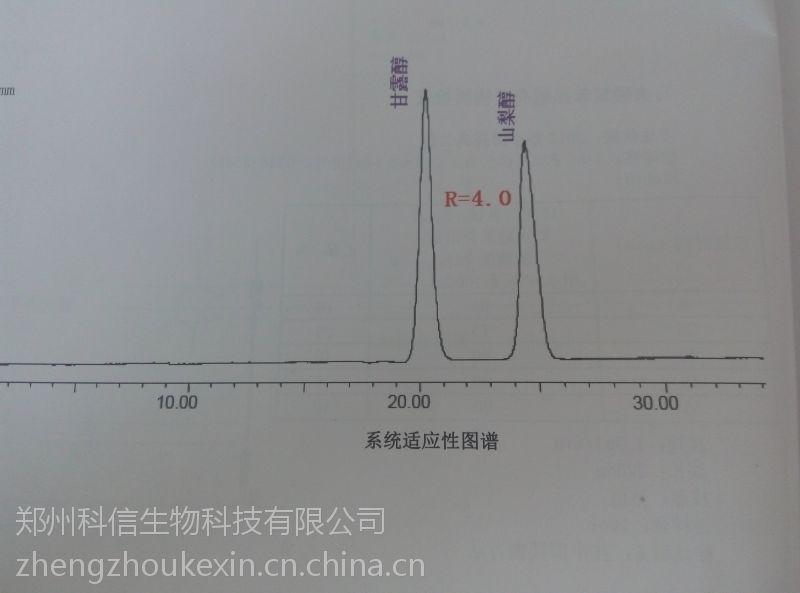 Cabohyrate-HJADE-PAK甘露醇液相色谱柱