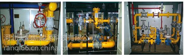 河北天韵新能源供应中、低压燃气调压箱、调压柜、调压站、调压计量箱