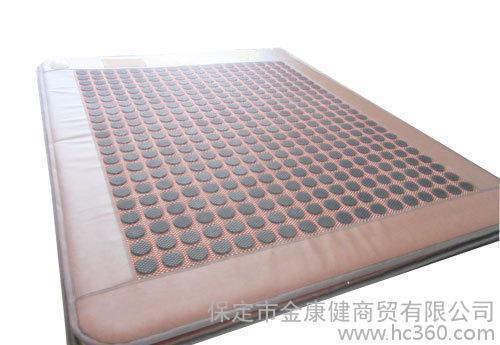 砭石床垫砭石磁疗保健床垫电热砭石床垫加热砭石床垫