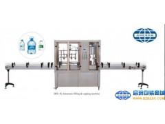 水灌装生产线DFC-5L灌装封盖生产线