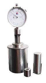 页岩膨胀仪膨胀量测定装置