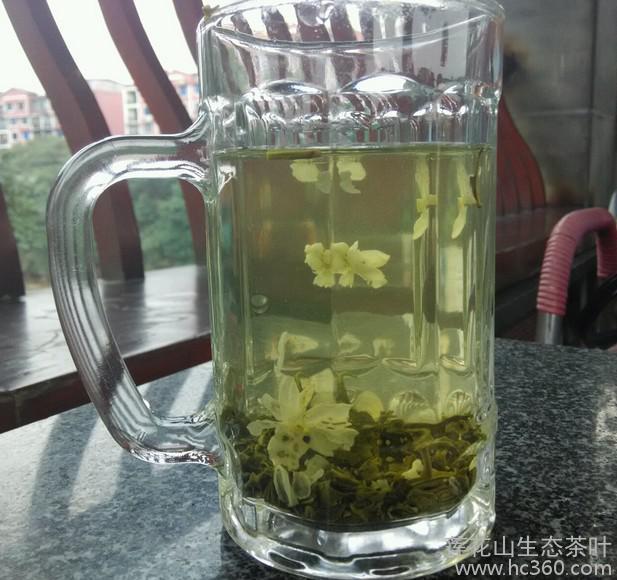 请问茉莉花茶里面可以加蜂蜜吗?