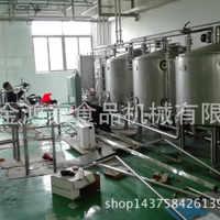 漳州金鸿泰全自动CIP清洗系统半自动CIP清洗系统清洗加工设备