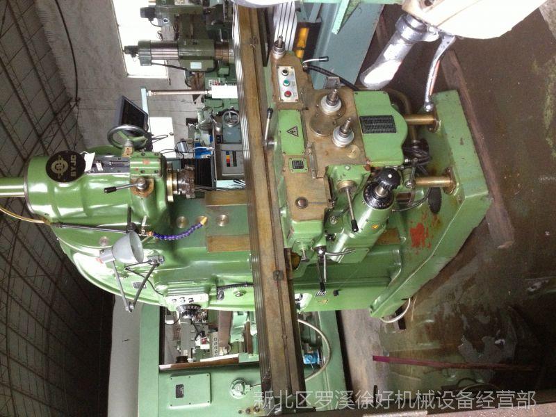 供应北京11年8月产b1-400立式升降台铣床