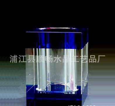 办公用品混批水晶办公用品三件套创意办公用品欢迎订购