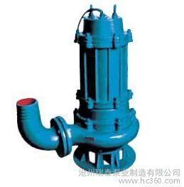 WQ/QW潜水排污泵生产厂家