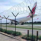 简阳机场公路护栏简阳新机场护栏网公路护栏网承德机场护栏