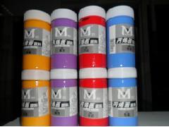 供应丙烯颜料-美邦丙烯颜料300ml系列-墙绘颜料颜料批发