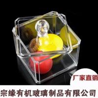 亚克力陈列糖果食品盒耐用亚克力糖果食品盒亚克力散装糖果食品盒
