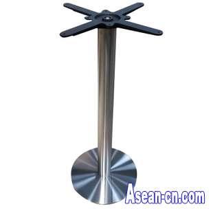 【能锋五金】简约式餐桌桌脚不锈钢餐桌桌脚质量保证大量供应