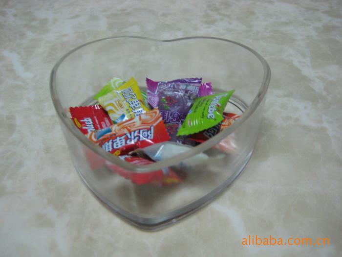 玻璃糖果罐子透明创意糖果罐有盖糖果罐南瓜形糖果罐