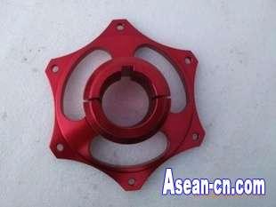 链轮固定装置(用于后轴承)