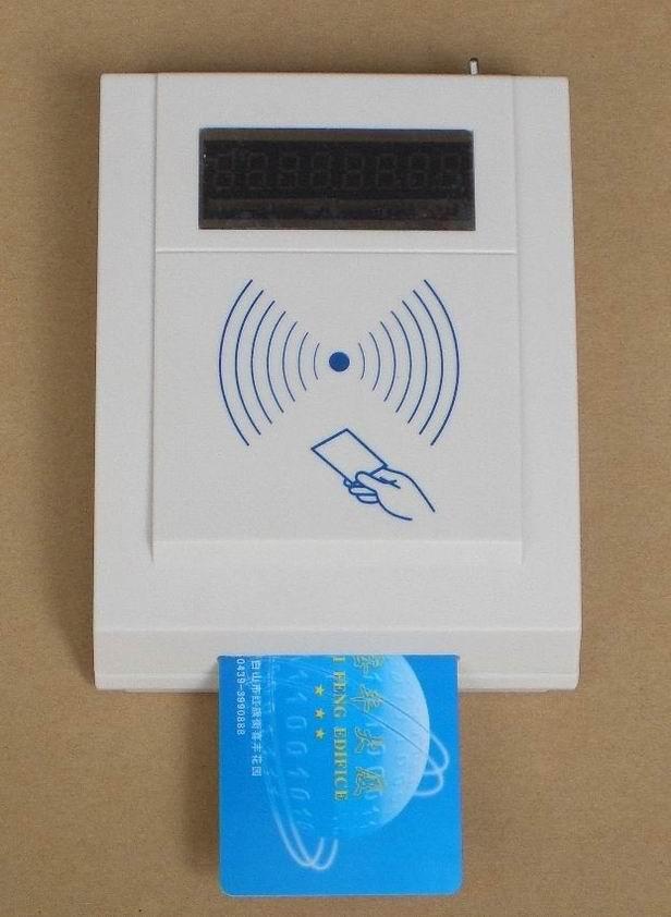 RF500-MEM接触和非接触二合一IC卡读写设备