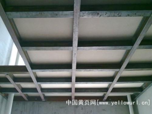 钢结构隔层建造找瑞联装饰工程 塘厦钢结构隔层