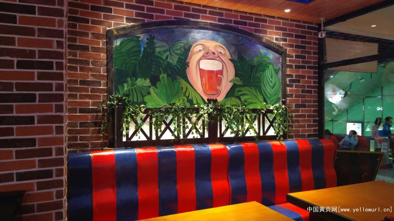 恩施餐厅手绘——手绘墙公司