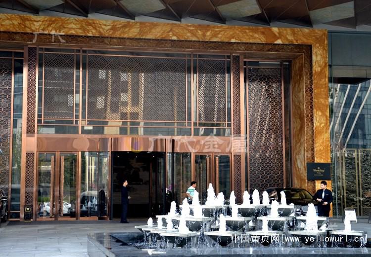上等欧式酒店不锈钢背景墙厂家加工——实惠的欧式门