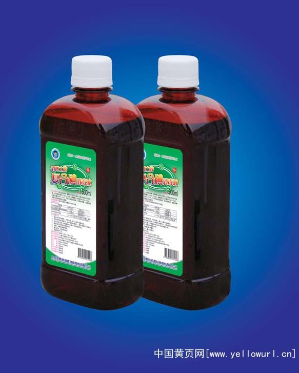 高质量的复合碘消毒液消博士供应:海南复合碘消毒液