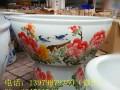 陶瓷缸 陶瓷大缸 陶瓷鱼缸 大缸厂家 (8)