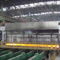 供应步进梁式钢管热处理炉各种热处理炉加热炉厂家直销