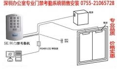 深圳罗湖、福田、南山、宝安电子密码锁安装