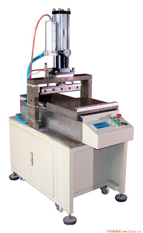 玻璃掰片机、玻璃裂片机、玻璃压断机、玻璃断粒机