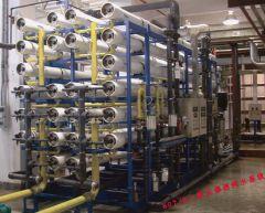东莞双级反渗透纯水处理设备