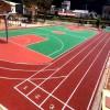 惠州球场施工,惠州篮球场施工公司,广场学校球场翻新厂家