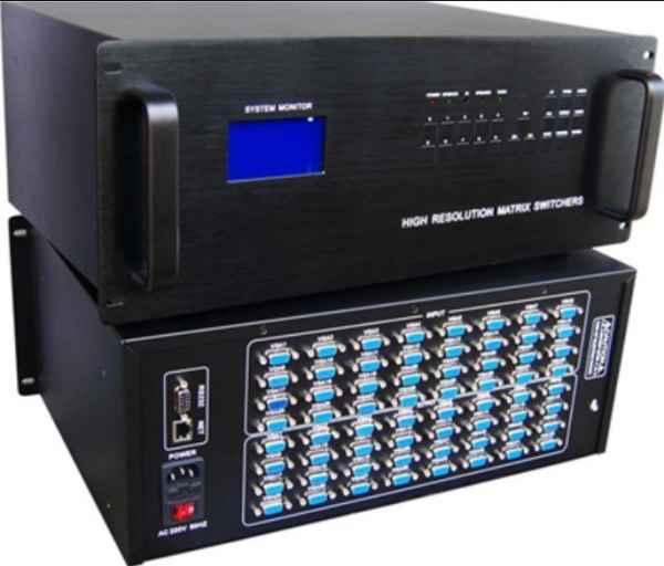 VGA切换器,AD曼码协议转换器、曼码分配器