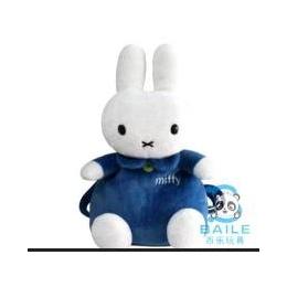 订做毛绒玩具东莞毛绒玩具生产厂家加工卡通毛绒背包