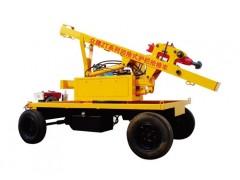 ZT系列回拖式护栏抢修车公路护栏维护抢修车
