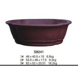 紫砂花盆厂