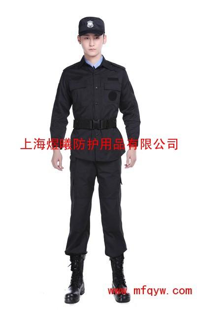 冬装保安服价格冬装保安服定制冬装保安服设计煜曦供