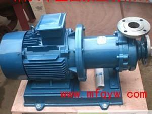 益昌生产不锈钢磁力齿轮泵发往黑龙江省齐齐哈尔市昂昂溪区