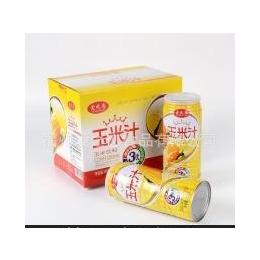 厂家直销爱之恋优鲜软饮料营养味美玉米汁960mlx6瓶听装