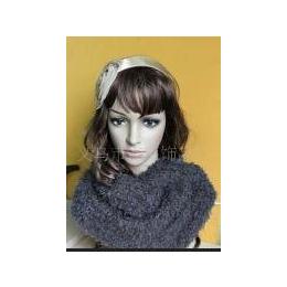 2010秋冬新款欧美保暖狮子毛厚围脖围巾
